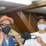 """<span class=""""title"""">【京都新聞掲載】国産デニムで作った立体マスクを紹介</span>"""